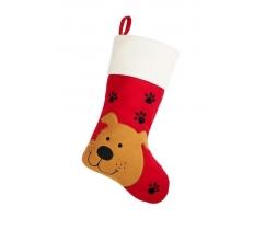 Pet Dog Christmas Stocking
