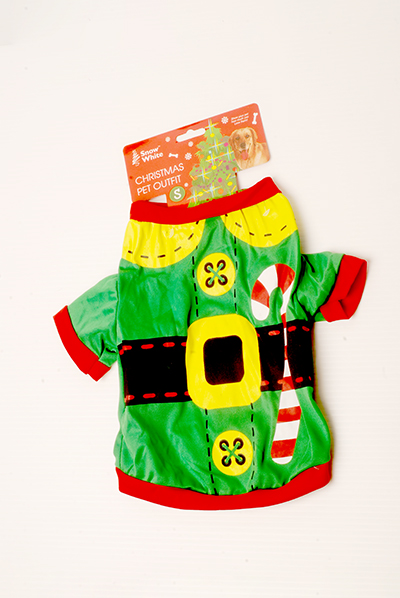 pet elf outfit