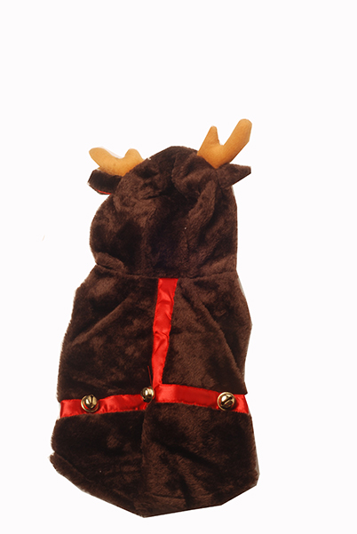 plush reindeer costume